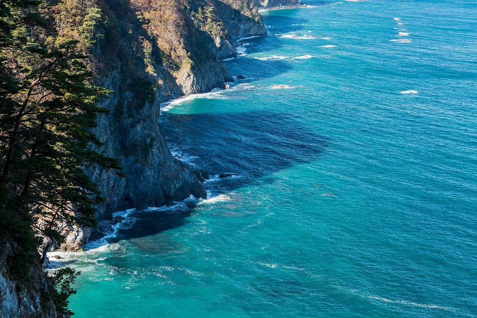 2016.10.27鵜の巣断崖1