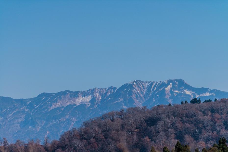 2016.11.07取立山7こつぶり山から