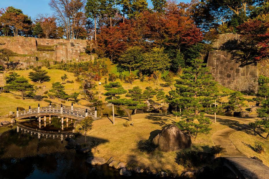 2016.11.18金沢城公園4