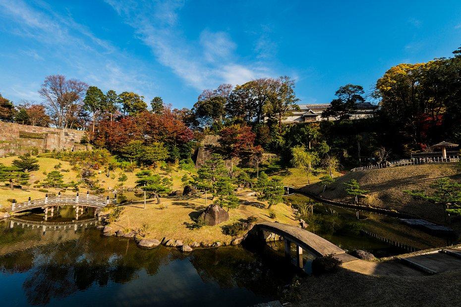 2016.11.18金沢城公園3