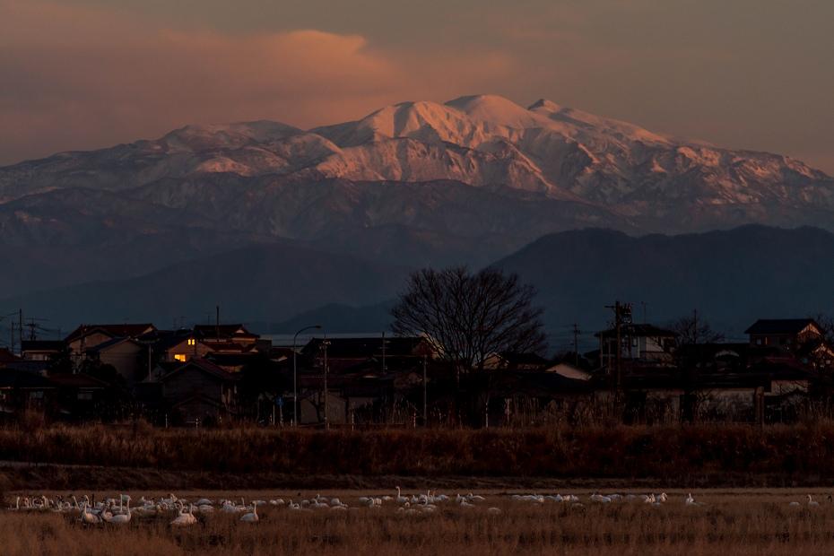 2016.12.21片山津の夕景3