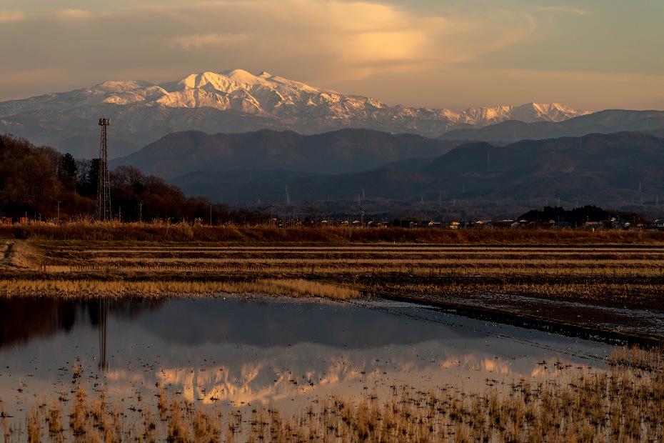 2016.12.21片山津の夕景2