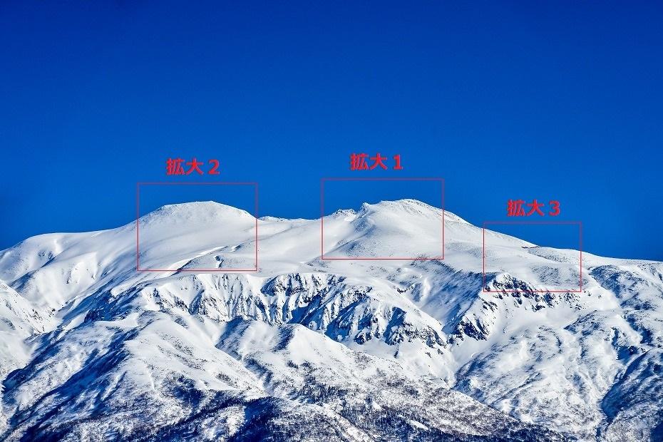 2017.01.26取立山山頂から12.1