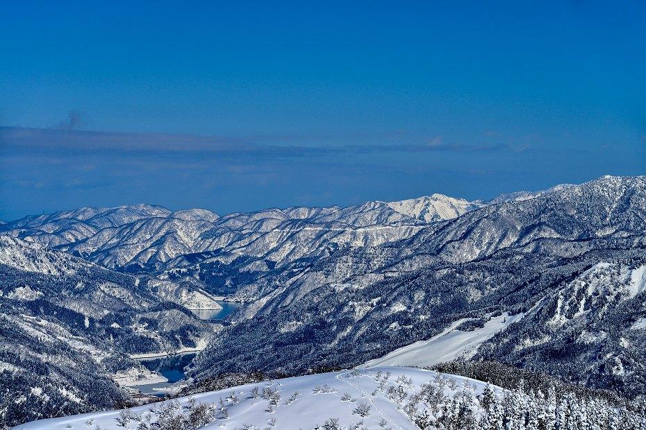 2017.01.26取立山山頂から10