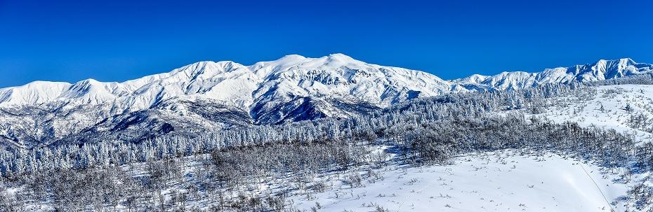 2017.01.26取立山山頂から1