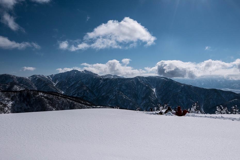 2017.01.26取立山から1339mへ21