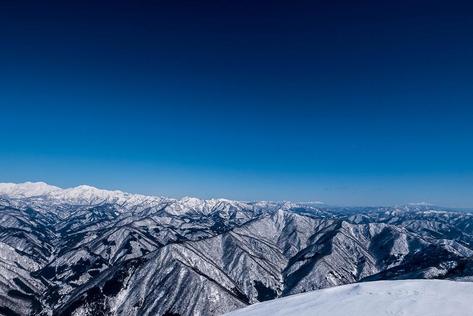 2017.02.04荒島岳もちがかべ~頂上13