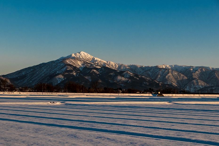 2017.02.04荒島岳を眺望1