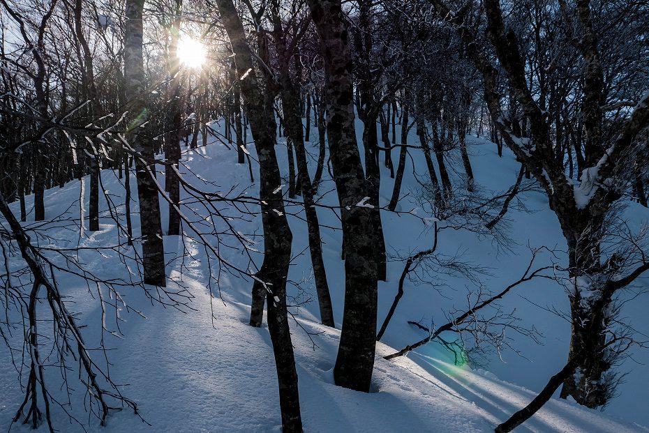 2017.02.04荒島岳からの展望39