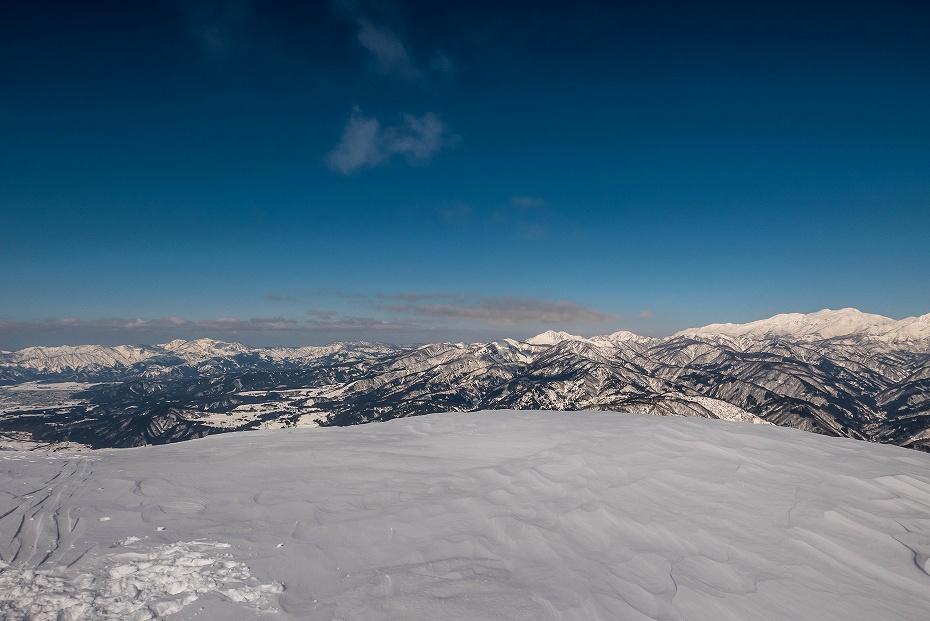 2017.02.04荒島岳からの展望23