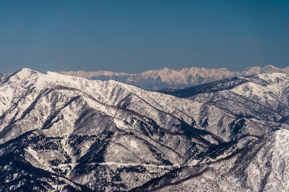 2017.02.04荒島岳からの展望8