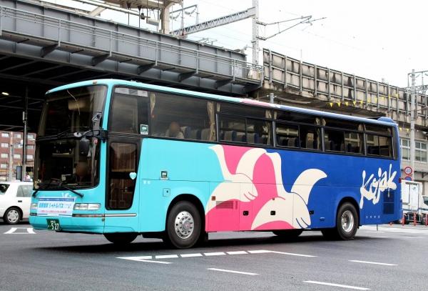 滋賀22き・527 Shuttle Bus
