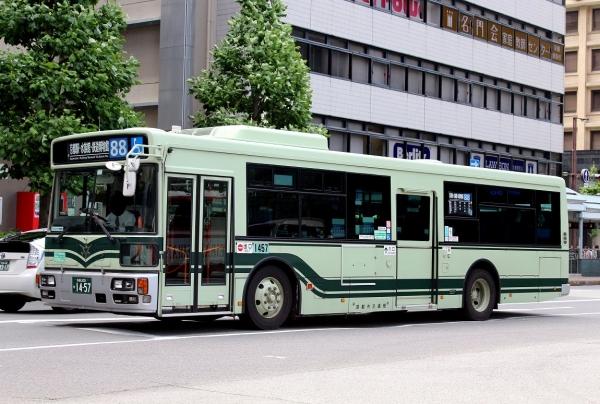 京都200か1457 88