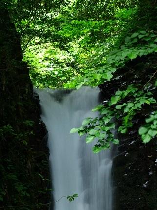 岩室の滝_その2