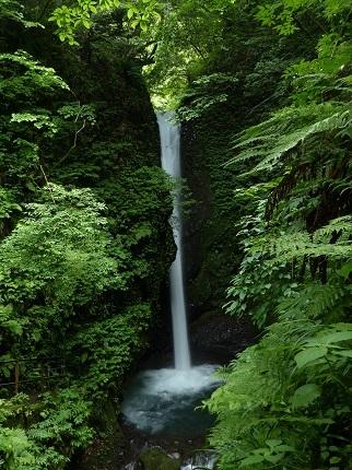 岩室の滝_その1