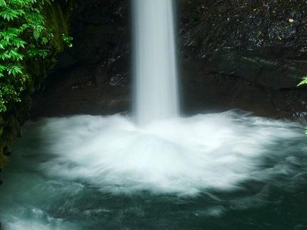 岩室の滝_その3