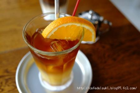 NASU SHOZO CAFE◇アイスオレンジティー