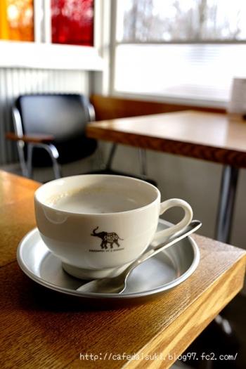 NASU SHOZO CAFE◇ミルクティー