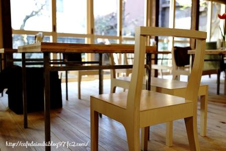 庭の家のカフェ ひだまり◇店内