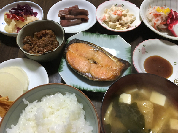 01朝ご飯