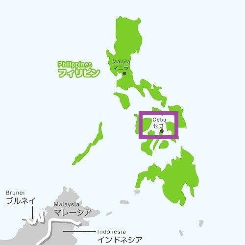フィリピン全図