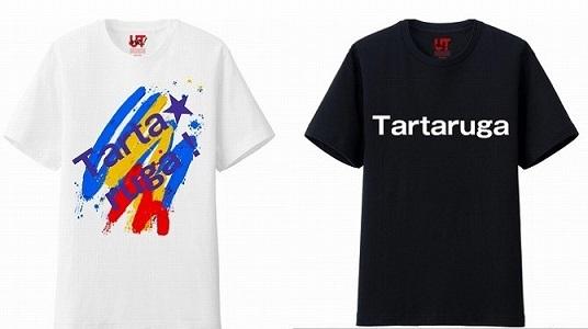 タルタルーガ・オリジナルTシャツ!