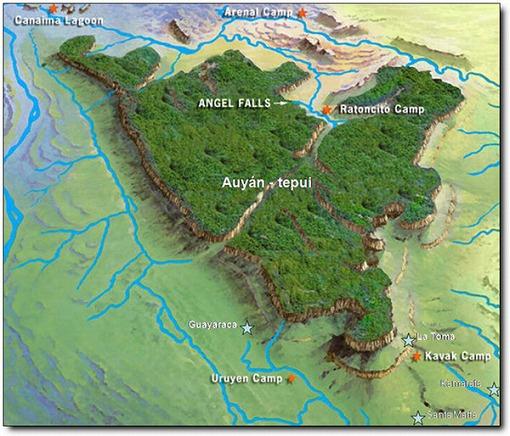 カナイマ国立公園