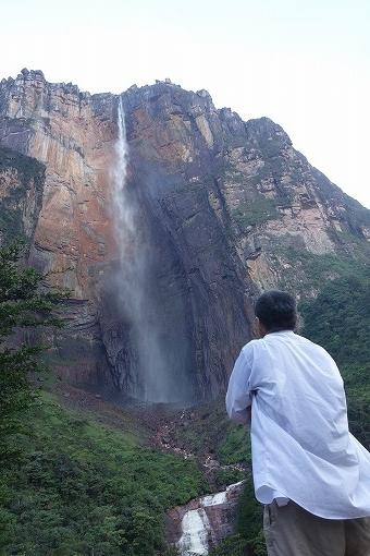 最大の落差の滝