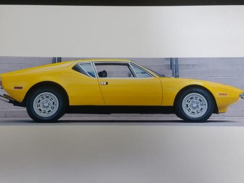スーパーカー模型 002