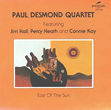 PaulDesmondQuartet_EastOf TheSun