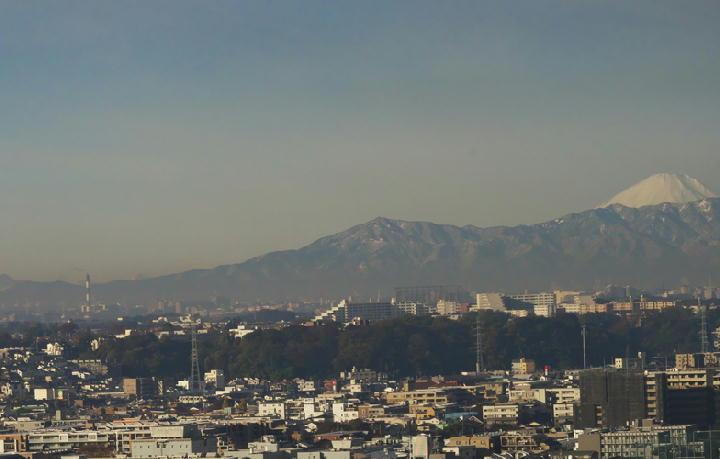 11月25日 富士山