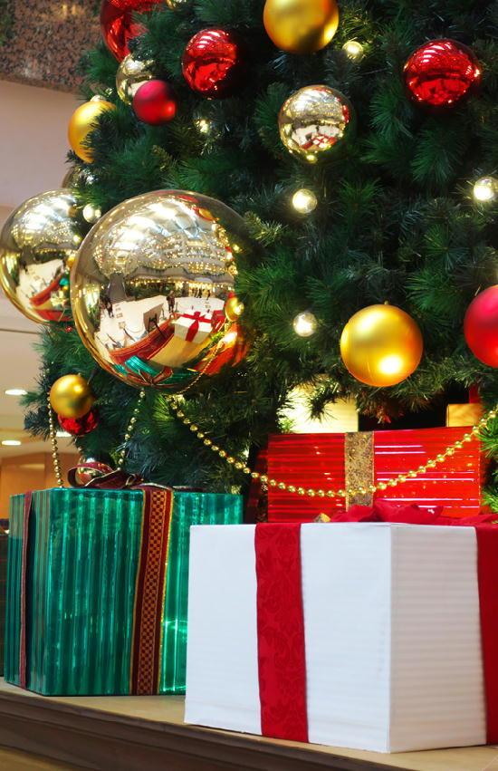 クリスマスツリー215