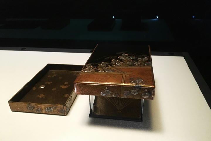 螺鈿の文箱-329