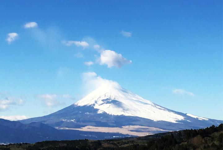 熱函からの富士山-425