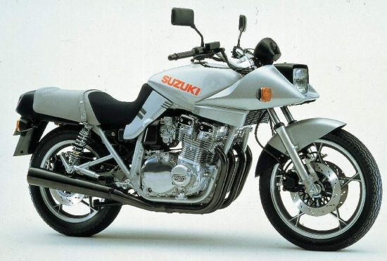 Suzuki GSX 750SD Katana 81