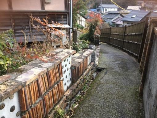 窯垣の小径7