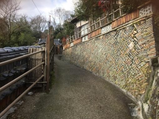 窯垣の小径6