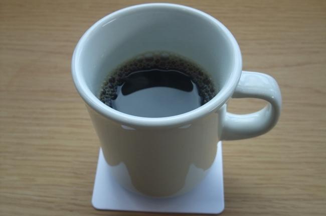 ネロリの島でコーヒー