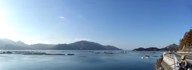 倉橋島サイクリング