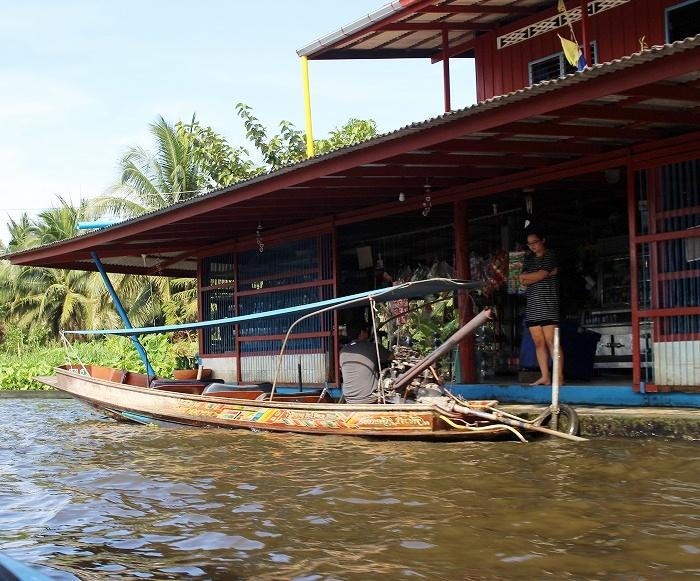 水上ボート6