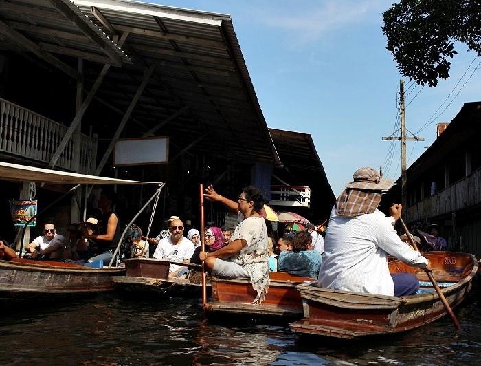 水上ボート9