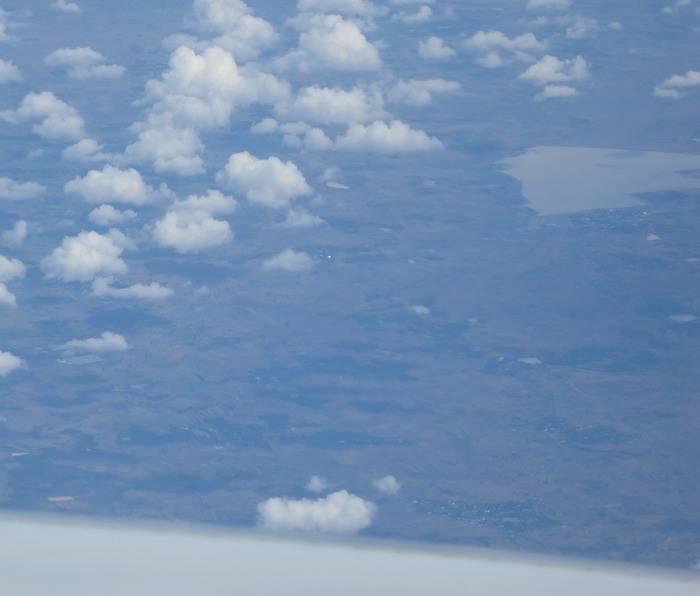 飛行機窓1