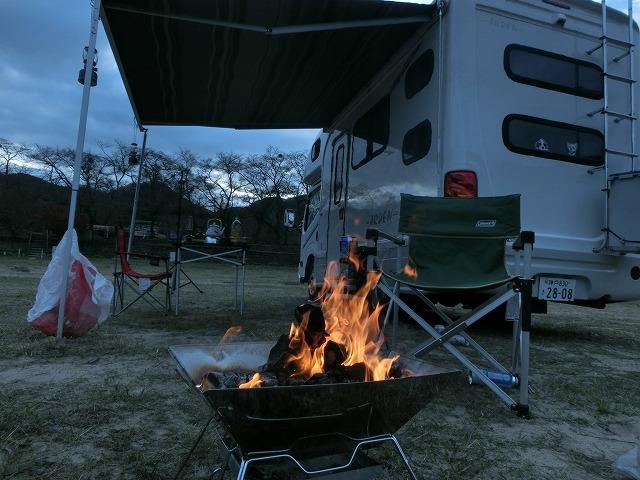 笠置キャンプ再び 022