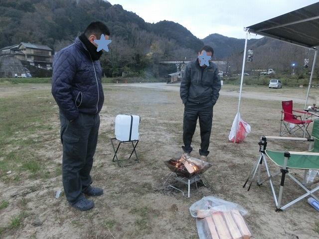 笠置キャンプ再び 015