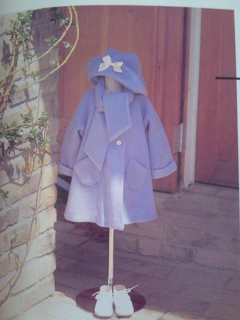 赤ちゃんの服3