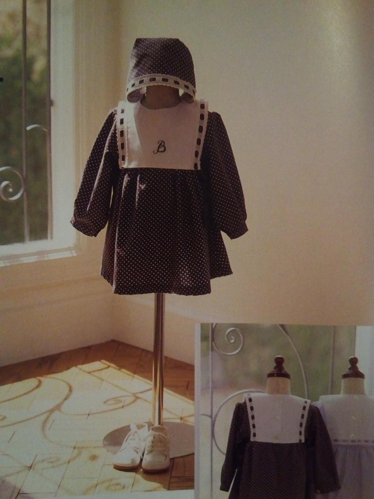 赤ちゃんの服1