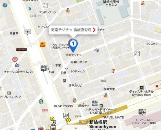 170114河南豚家地図
