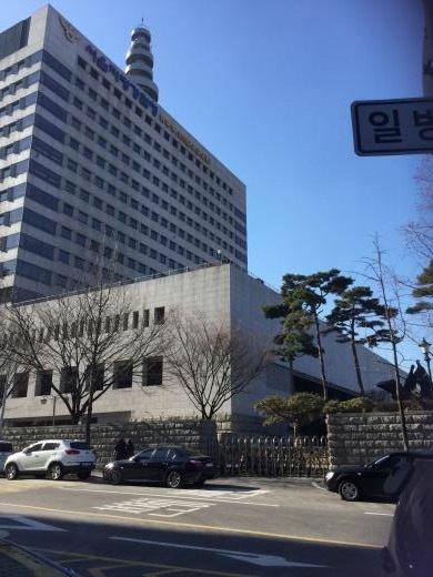 170116ソウル地方警察庁
