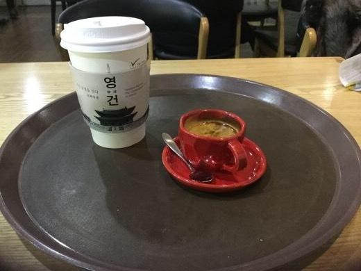 170116アルムダウンコーヒー