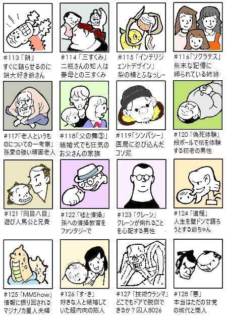 キャラクター名鑑a-8